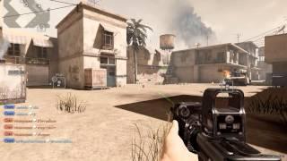 getlinkyoutube.com-เกมส์แรกกับปืน M4A1 EOTech LaserDot . [Justmoments]