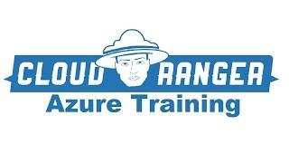 Microsoft Azure Training - Create Virtual Machines
