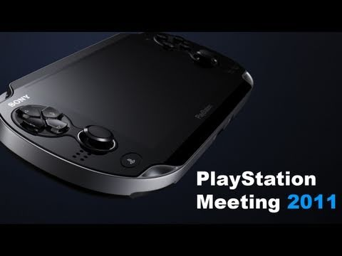 PlayStation Meeting 2011: NGP and PlayStation Suite - 4/6