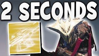 getlinkyoutube.com-Destiny - COMPLETE NIGHTFALL IN 2 SECONDS !!
