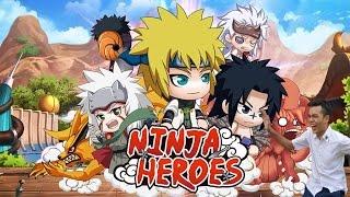 getlinkyoutube.com-Trik Ninja S (Ninja Heroes) !!!
