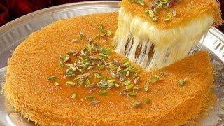 getlinkyoutube.com-طريقة شهية لعمل الكنافة بالجبنة