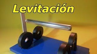 getlinkyoutube.com-Levitación Magnética