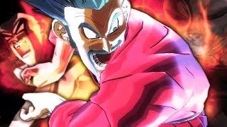 HERCULE IS A GOD?! SSJ Blue Hercule! | Dragon Ball Xenoverse 2 MODS