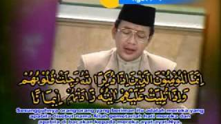 getlinkyoutube.com-Amazing Asy-Syaikh KH MUAMMAR ZA - SURAT AL ANFAL.mp4 Part 2