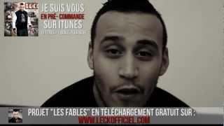 LECK - Mini Itw : Les Fables