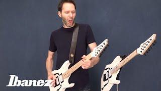 Paul Gilbert on his Ibanez PGMM31 Signature Guitar