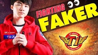 Scarra vs Faker - 卡薩丁 vs 翱銳龍獸