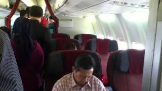 getlinkyoutube.com-Boarding Kuala Lumpur Garuda Indonesia