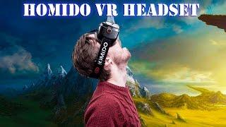 getlinkyoutube.com-Homido VR Headset Review