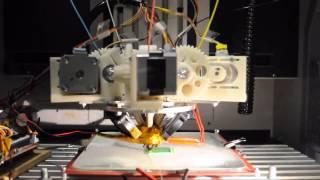 getlinkyoutube.com-Extrusor Multifilamento para Impresión 3D en color - Multifilament Extruder for a Color 3D Printer