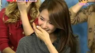getlinkyoutube.com-When SNSD Yuri and Yoona drunk