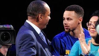getlinkyoutube.com-Hornets dropped by Curry, unbeaten Warriors