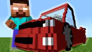 getlinkyoutube.com-Monster School: Driving Car (Minecraft Animation)