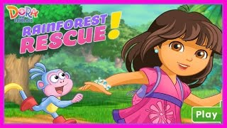 getlinkyoutube.com-DORA AND FRIENDS RAINFOREST RESCUE - DORA AND FRIENDS INTO THE CITY GAME IN ENGLISH HD - EPISODE 1
