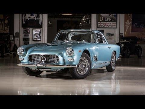 1962 Maserati 3500 GTi - Jay Leno's Garage