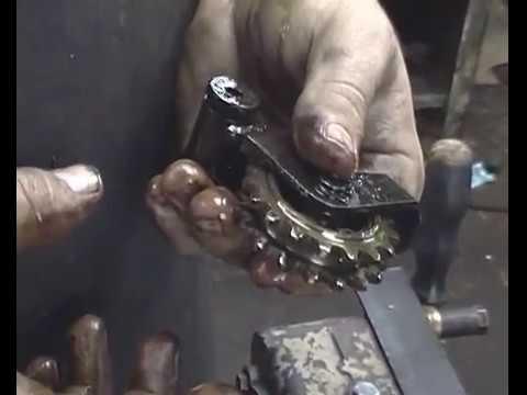 Теория ДВС: Ремонт мотора ЗМЗ-406 (часть 1)