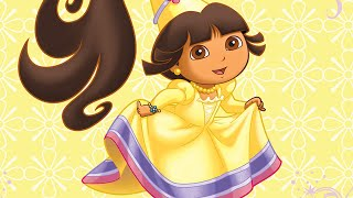 getlinkyoutube.com-Dora the Explorer Full Game Episodes For Children - Guide for Fairytale Adventure Level 3 in English