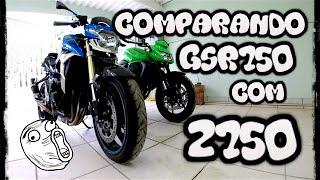getlinkyoutube.com-ATA-GSR750 comparando Z750 com GSR750