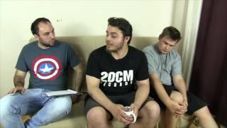 getlinkyoutube.com-Interviu cu Codrin Bradea + Echo - 4la romana se intoarce?