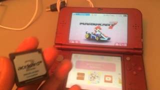 "getlinkyoutube.com-SKY3DS working on ""NEW"" 3DS XL 10.1.0 27U!!"