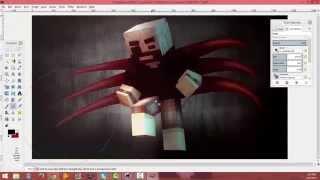 getlinkyoutube.com-Minecraft Tokyo Ghoul | Speedart