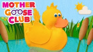 getlinkyoutube.com-Six Little Ducks | Mother Goose Club Songs for Children