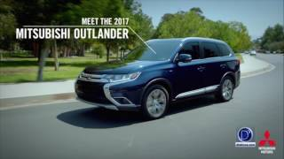 Venga y conozca la Mitsubishi Outlander 2017 en Bonita Springs Mitsubishi