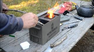getlinkyoutube.com-Minuteman Rocket Stove