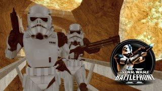 getlinkyoutube.com-Star Wars Battlefront II Mods (PC) HD: Sol Map Pack - Titan: Xanadu | Galactic Civil War
