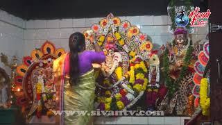 ஏழாலை வசந்தநாகபூசணி அம்பாள் திருக்கோவில் சப்பறத்திருவிழா 18.01.2019
