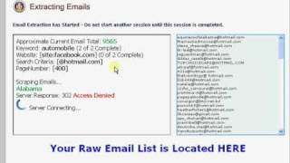 getlinkyoutube.com-10,000 Emails in 10 minutes - The Best Email Extractor is Social Email Extractor