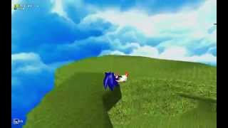 getlinkyoutube.com-Sonic Adventure DX: Autodemo Windy Valley Act 3