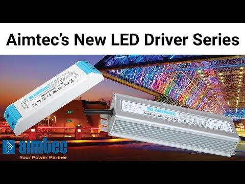 Aimtec LED Drivers