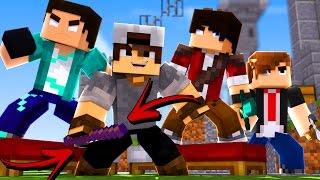 Minecraft: BED WARS - FIZEMOS O ITEM MAIS FORTE DO JOGO!