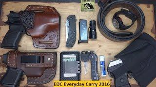 getlinkyoutube.com-EDC or Everyday Carry 2016