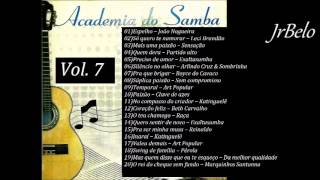 getlinkyoutube.com-Academia do Samba 7 Cd Completo JrBelo