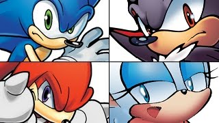 getlinkyoutube.com-Mugen - Sonic and Knuckles vs Shadow and Rouge
