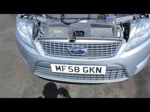 Авторазбор Ford Mondeo 4 2008 2.0 AOBA Duratec-HE 145PS MI4 МКПП MTX75