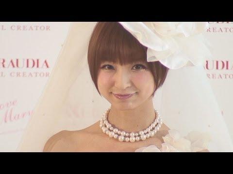 やっぱり上から?篠田麻里子 結婚は40歳くらい