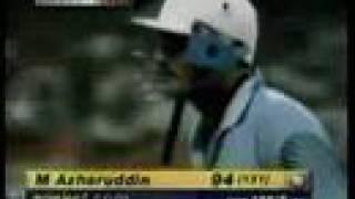 getlinkyoutube.com-1998 Cocacola Trophy 1st ODI Lanka v India in Sharjah Part 2