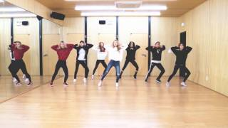 getlinkyoutube.com-JESSICA (제시카)  - WONDERLAND (English Ver.) Dance Practice (Mirrored)