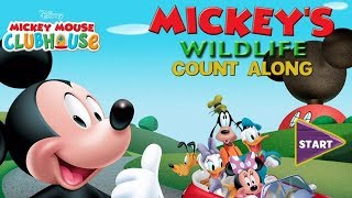 getlinkyoutube.com-Mickey Mouse Clubhouse - Full Episodes of Mickey's Wildlife Count Along Game in English - Gameplay
