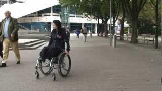 getlinkyoutube.com-P53: DAK Natasha - legless wheelchair pretending