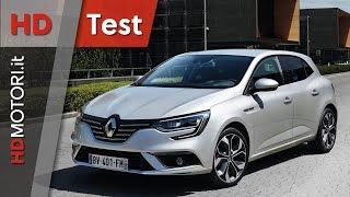 getlinkyoutube.com-Renault Mégane Berlina 1.5 dCi EDC: quanto è cambiata | HDtest