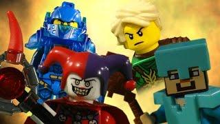 getlinkyoutube.com-LEGO MEGA MIX 2
