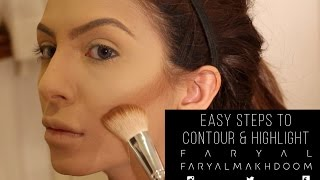 getlinkyoutube.com-Simple Steps to Highlight & Contour