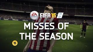 getlinkyoutube.com-FIFA 15 - Misses of the Season