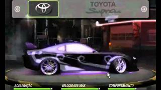 Need For Speed Underground 2 - Meus carros