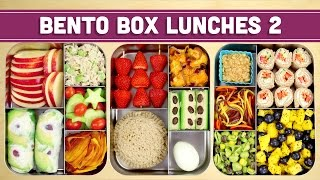 getlinkyoutube.com-Bento Box Lunches | Healthy Recipes! - Mind over Munch